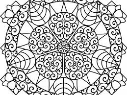 Free Printable Coloring Pages For Adults Advanced 10241010