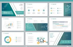 Presentation Design Templates Business Presentation Design Template And Page Layout With Cover