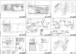 Учебные проекты котельных котельные агрегаты курсовые и  Дипломный проект Транспортабельная котельная установка на котлах пульсирующего горения КВа П 120Гн
