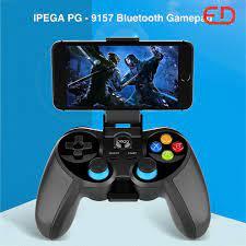 Tay cầm chơi game kết nối bluetooth IPEGA PG-9157 cho điện thoại/máy tính/ tivi giảm chỉ còn 262,000 đ