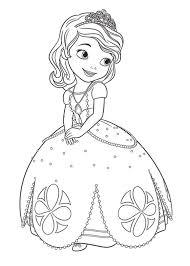 Disegni Da Colorare E Stampare Delle Principesse Disney Fredrotgans