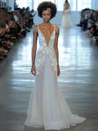 Sexy Wedding Dresses That Rocked the Runways (Watch!)