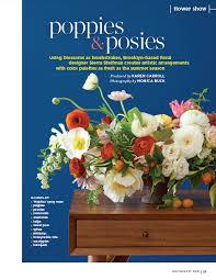 flower magazine feature