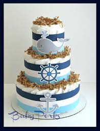nautical themed baby shower decorations nautical diaper cake nautical baby shower sailboat for nautical baby shower nautical themed baby shower