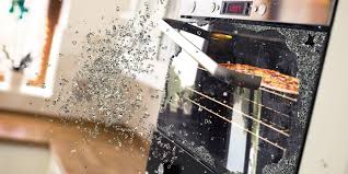 there are many reasons glass can explode and it can affect any oven brand