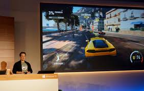microsoft announces xbox one game streaming to windows pc and tablets pc gamer