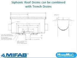 Roof Drain Pipe Sizing Chart Roof Drain With Overflow Beautydestinations Co