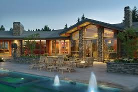 Outdoor Lighting to Match a House Plan    s Architectural StyleAll photos are courtesy of Houseplans co
