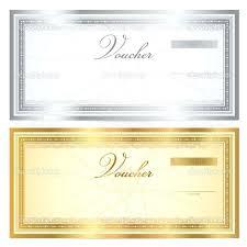 Money Voucher Template Elevenia Co