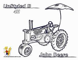 Small Picture Coloring Pages Coloring Pictures John Deere Tractors John Deere