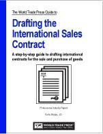 sales contracts sample report drafting the international sales contract