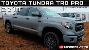 2017 Toyota Tundra TRD Pro Review Rendered Price Specs Release ...