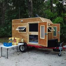 Diy travel trailer Caravan Diy Camping Trailer Design Ideas 04 Pinterest Best 15 Diy Camping Trailer Design That Easy To Make It Self Rvs