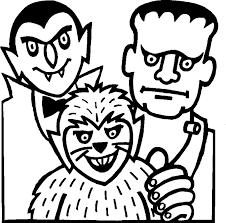 Small Picture Adults Halloween Coloring Pages Halloween Coloring Pages For