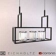 eichholtz chandelier carducci 3d model max obj mtl fbx 1