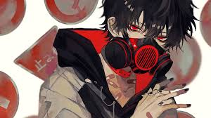 Cool Anime Boy Wallpaper Mask (Page 1 ...