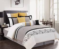 yellow and grey bedroom decor nurani org
