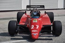 Detailing the protar / revell ferrari 126c2, 1/12 scale. For Sale The Last Surviving 1982 Ferrari 126 C2 Formula 1 Car
