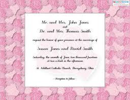 Free Printable Wedding Invitations Lovetoknow