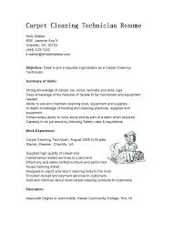 House Cleaner Job Resume Templates For Cleaning Jobs Sample Cleaner Best Of Nanny