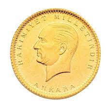 Ata Altın Darphane Cumhuriyet Altını Sikke Fiyatları