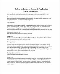 Follow Up Application Letter Letters Resume Current Yet Ndoilrigs Com