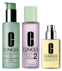 <b>Набор</b> для очищения лица <b>Clinique 3</b>-<b>Step Set</b> For Skin Type 2 ...