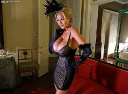Milf big tits dress