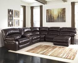 elegant dazzling brown rug and sectional leather sofa furniture consignment nashville tn and ashley furniture murfreesboro