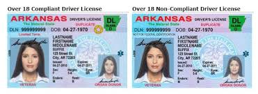 Begins Licenses - Driver Arkansas 'real Times Id'