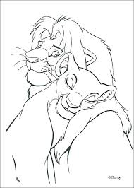 Lion King Color Pages Scar Coloring Page And Coloring Page Coloring