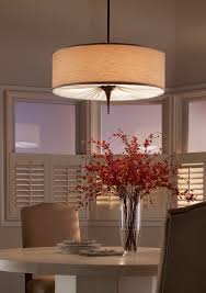 kitchen dining lighting ideas. Drum Light Fixture Home Lighting Ideas Image Of Dining Kitchen I