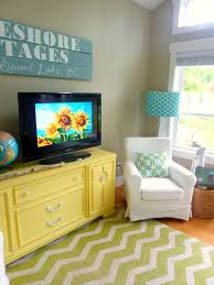 Teal And Green Living Room The Im So Ready For Summer Home Tour A Few Updates And Some