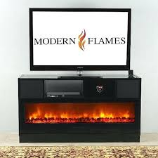 media center fireplace home media center electric fireplace media center with glass embers