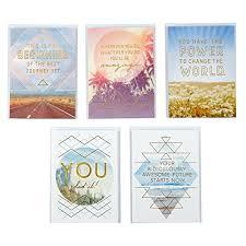 Hallmark Studio Ink Fun Graduation Greeting Card Assortment For
