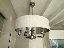 laura ashley flush ceiling lights chella cream light chandelier