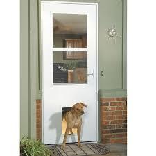 Ideas: Astounding Larson Screen Doors For Your Home Design Also ...