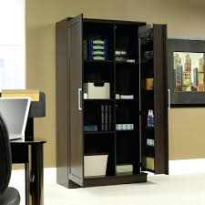 black storage cabinet with sliding doors glass small .
