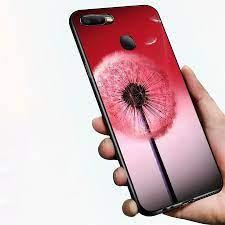 Chỉ 69,000đ - Ốp điện thoại dành cho máy Oppo F9 - Bồ công anh đỏ MS ALT004