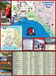 2019 Rv Travel Camping Guide To Alaska By Ags Texas