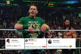 John Cena Makes a Shocking Return ...