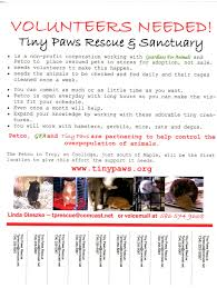 tab flyer adsblogfinance tinypaws rescue sanctuary
