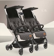 Designer Twin Prams 2018 Newborn Twin Stroller Double Side By Side Baby Stroler Carriage Easy Go Kids Stroller Jogger Buy Baby Stroller 2018 Twin Stroller For New