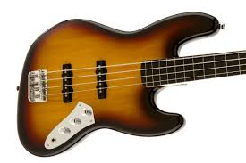 Vintage modified fretless bass