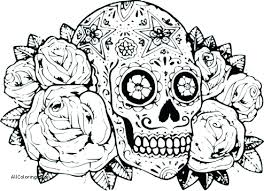 Skull Coloring Pages Printable Cocoa Mix Coloring Page Printable