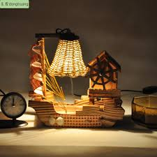 Room Lamps Bedroom Aliexpresscom Buy Free Shipping Wooden Lamps Living Room
