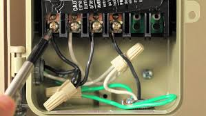 intermatic timer wiring instructions