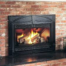 convert wood burning fireplace to gas gas vs wood burning fireplace ho detail gas fireplaces