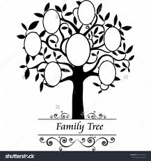 how to draw family tree how do you draw a family tree family tree frames empty for your