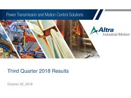 Altra Completes Acquisition of Stromag   Altra Industrial Motion ...